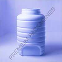 White HDPE Water Jugs