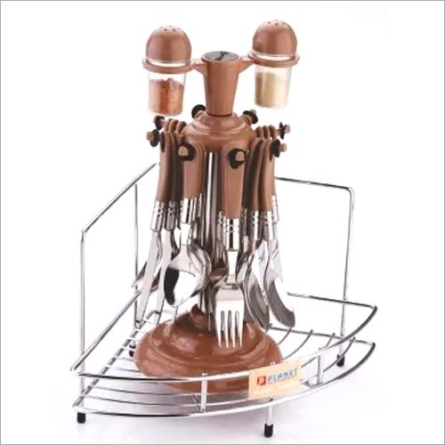 Stainless Steel Cutlery Kitchen Basket
