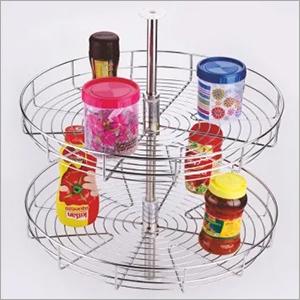 Circular Modular Kitchen Basket