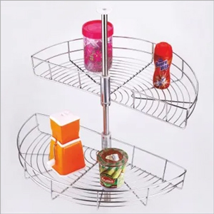 Stainless Steel Grocery Basket
