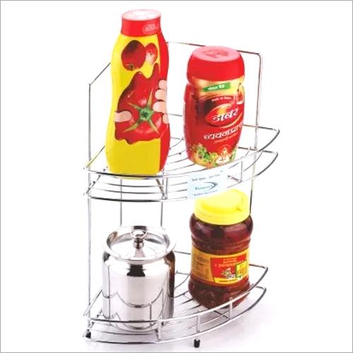 Stainless Steel Multi Rack Kitchen Basket