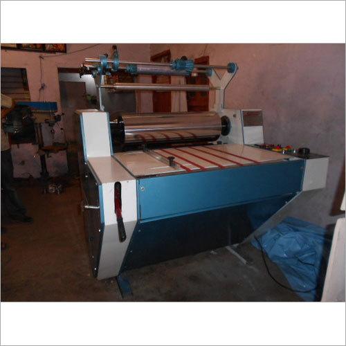 Thermal Paper Lamination Machine