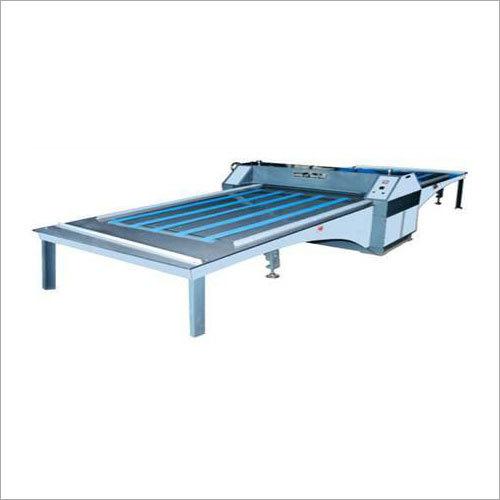 Flat Bed Die Punching machine