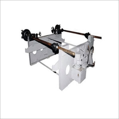 Twin Shaft Self Loading Reel Stand