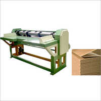 2 Bar Rotary Creasing & Slotting Machine