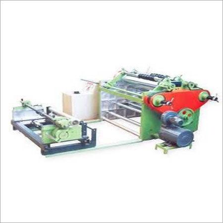 Slitting & Rewinding Machine