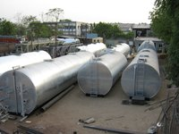 Asphalt Heating Bitumen Storage Tank