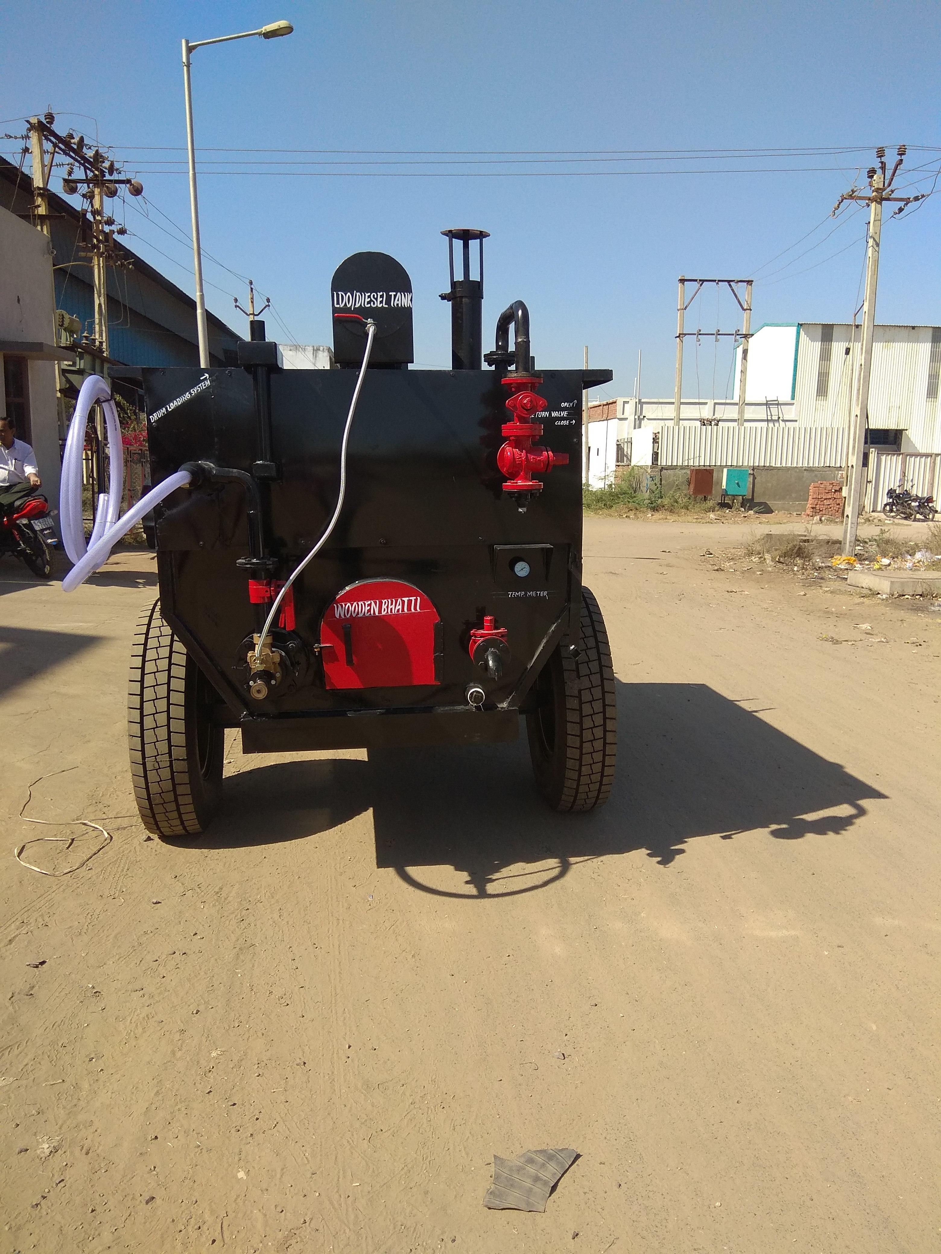 Semi Automatic Emulsion Sprayer