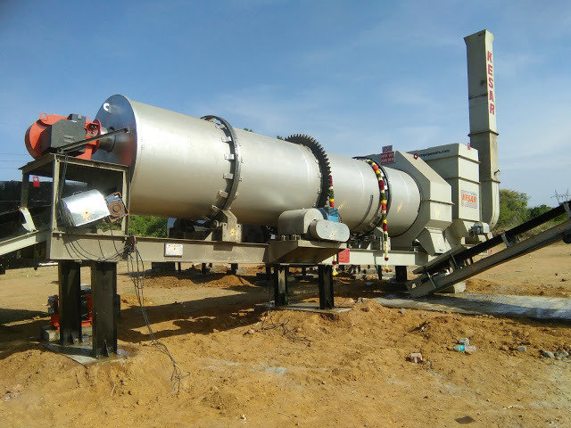 Asphalt Drum Plant