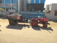 Mobile Bitumen Emulsion Sprayer