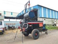Mobile Bitumen Emulsion Sprayer