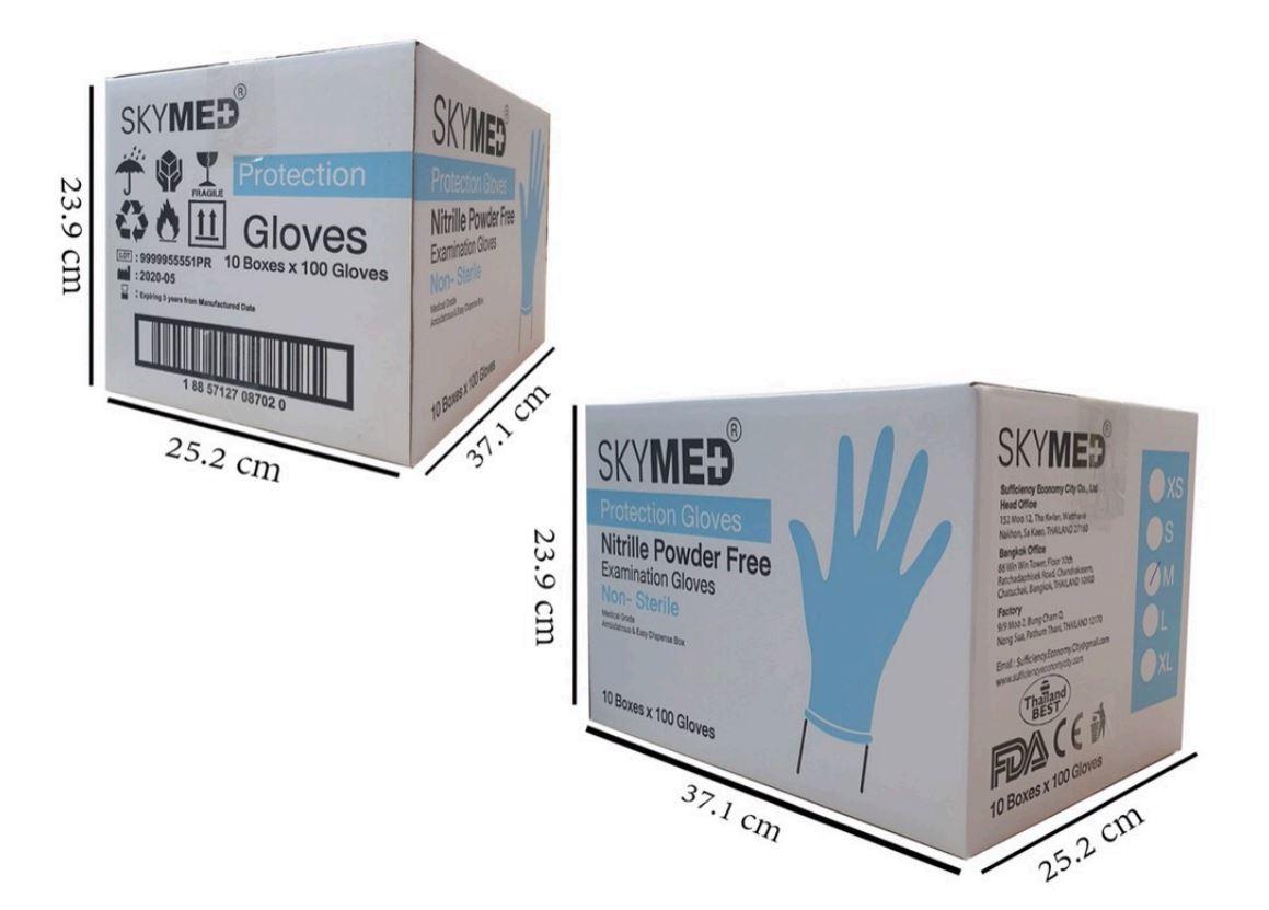 Skymed Nitrile Gloves