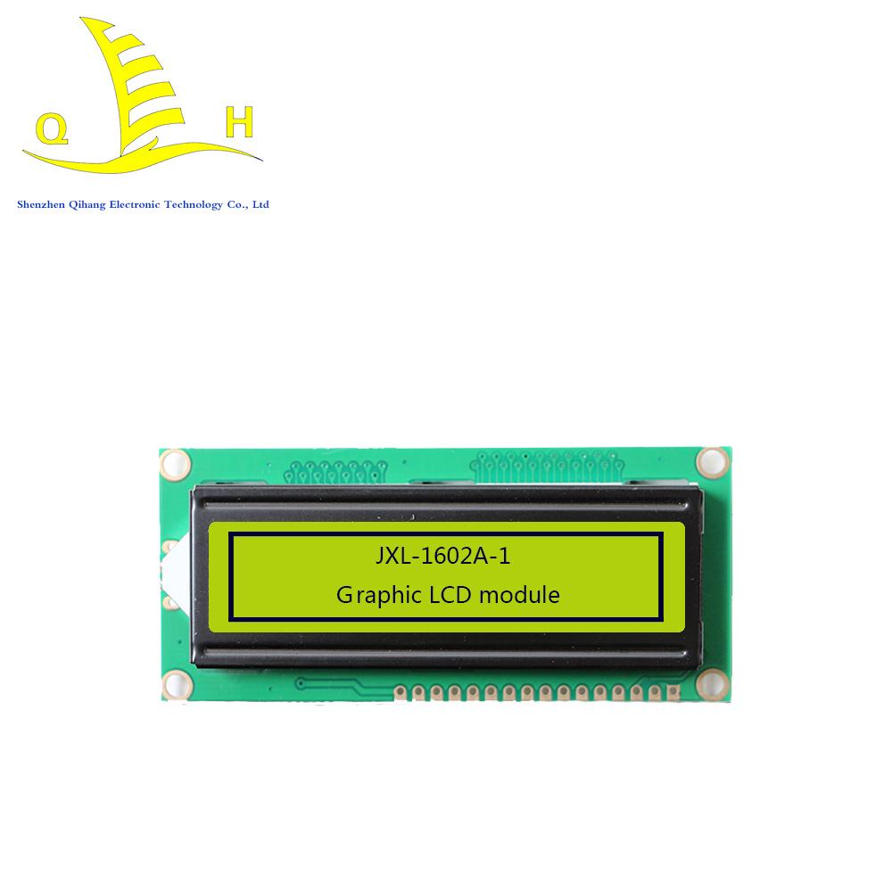 16x2 Lcd display module