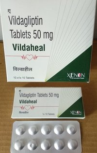 Vildagliptin Tablet 50mg