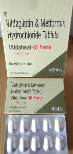 VILDAHEAL M FORTE