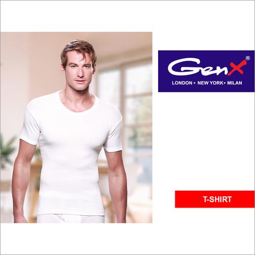 Genx White T-Shirt