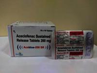 Aceblue 200SR Tablets