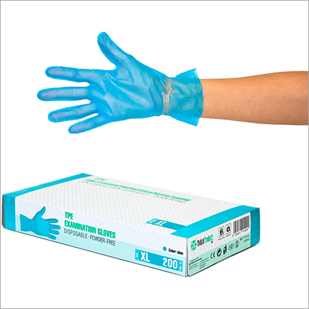 TPE Examination Gloves