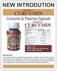 Curcumine Capsule