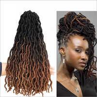 Ladies Dreadlocks Hair