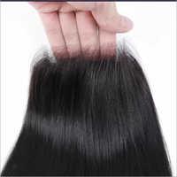 Straight Closure Hair