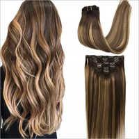 Ladies Blonde Hair Extensions