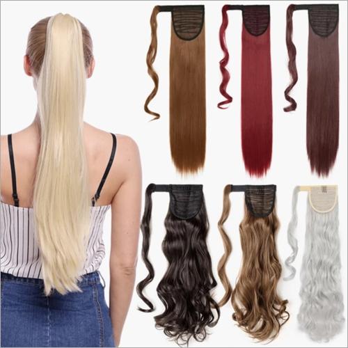 Ladies Ponytail Hair Extension