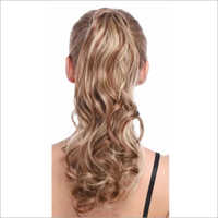 Wavy Hair Ponytail Extension