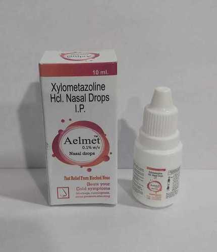Xylometazoline Hcl. Nasal Drops I.p.