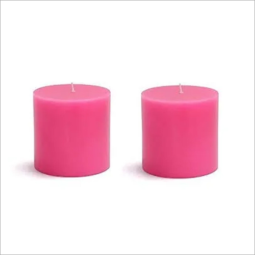 Color Wax Candle
