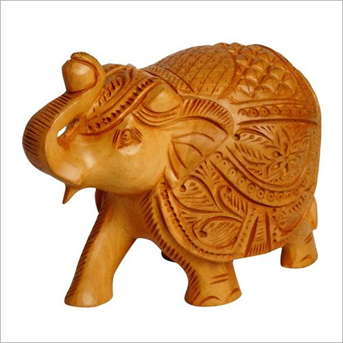 Wood Carving Elephant
