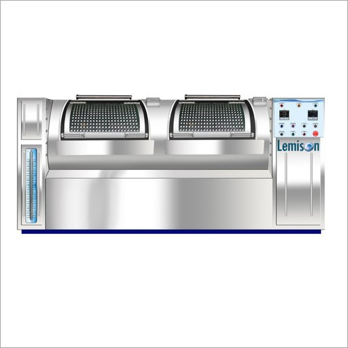 200 Kg Industrial Front Loading Washing Machine