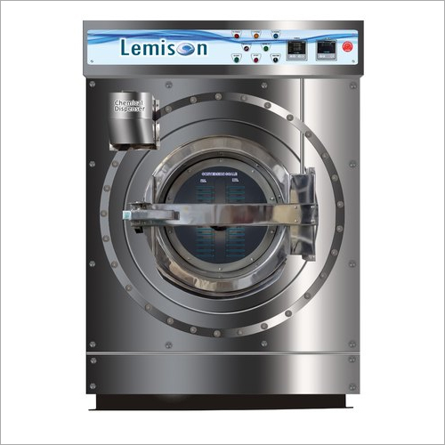 60 Kg Industrial Front Loading Washing Machine