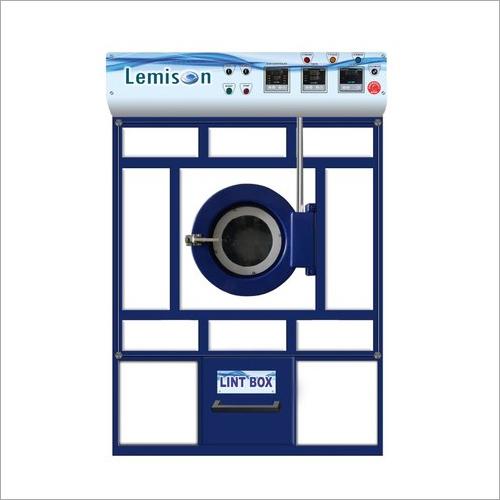 Gas Heated Tumble Dryer Machine