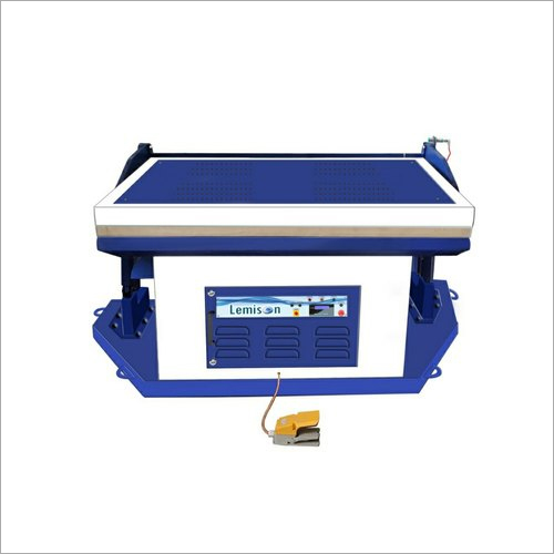 Laundry Flat Bed Press Machine