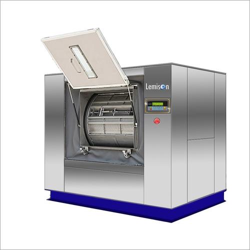 100 Kg Barrier Washer Extractor Machine