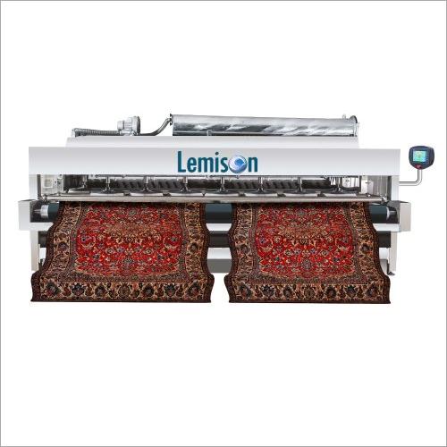 Fully Automatic Carpet Washing Machine