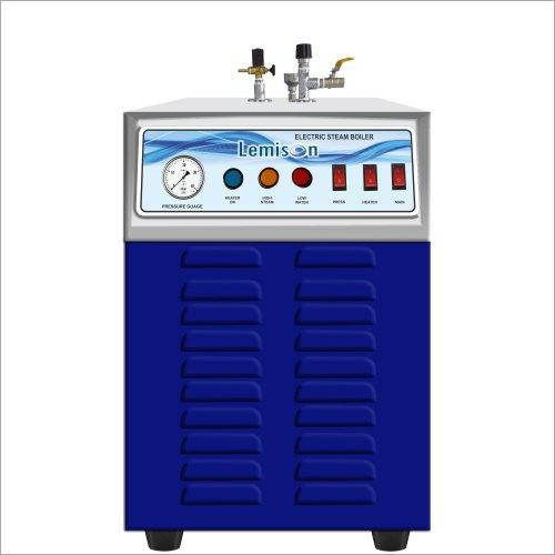 Semi Automatic Electric Steam Boiler
