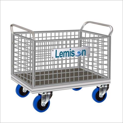 100 Kg Dry Linen Trolley