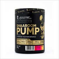 Kevien Levron Shaboobpump Pre Workout