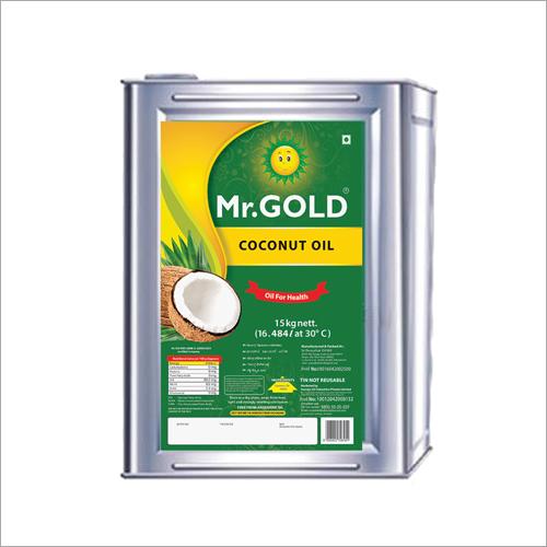 15 KG Coconut Oil