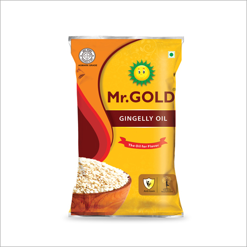 1 Litre Gingelly Oil Pouch
