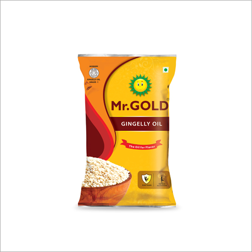 500 ML Gingelly Oil Pouch