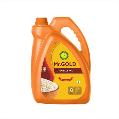5 Ltr Gingelly Oil