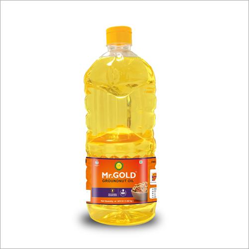 2 Liter Filtered Groundnut Oil