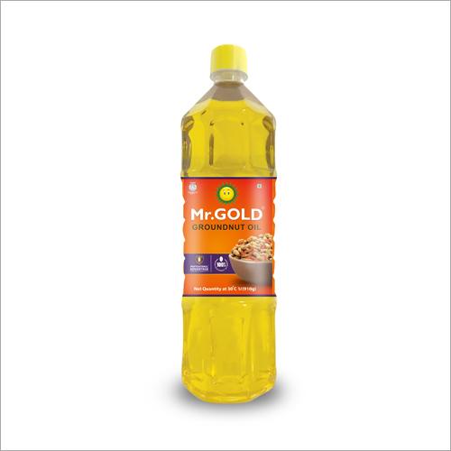 1 Liter Filtered Groundnut Oil