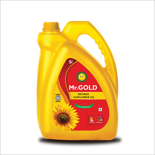 5 Ltr Refined Sunflower Oil