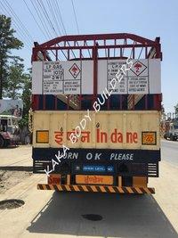 IOCL LPG Cylinder Truck Body