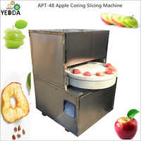Apple Coring Slicing Machine