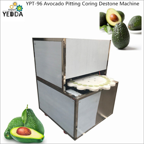 Avocado Pitting Coring Destone Machine